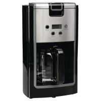 Machine à café 900 W 12 tasses Noir/Argent