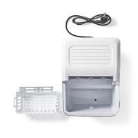 Machine à Glaçons | Production 12 kg de glace | Capacité de 1,6 L | Blanc