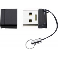 Intenso Slim Line Clé USB 32GB 3532480 35MB/s USB 3.0 Noir