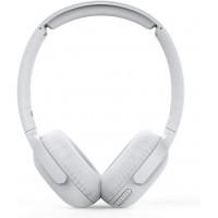 Philips Audio Casque Bluetooth UH202WT/00 on Ears Bluetooth (sans Fil, 15 Heures de Batterie, Oreillettes Souples, Microphone, P