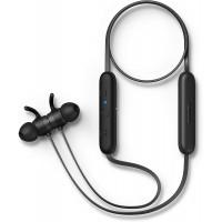 Philips E1205BK/00 Ecouteurs Bluetooth avec Micro, Ecouteurs sans Fil (Télécommande, 7 Heures de Lecture, Protection Contre Les
