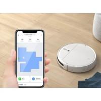 Xiaomi Robot Aspirateur Laveur Dreame D9, avec Lidar Navigation Intelligente et 3000Pa Puissance d`Aspiration, Durée d`Autonomie