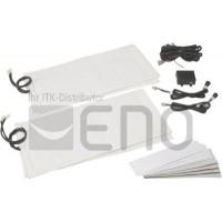 Dometic Waeco MagicComfort MSH 300, Chauffage de siège intégré au carbone, 12V, 4 éléments pour 2 sièges L580xl270mm, [Certifica