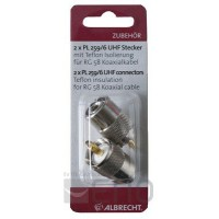 Albrecht 50120 connecteur coaxial