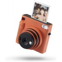 Fujifilm SQ1OGPAPIR Appareil Photo instantanée 62 x 62 mm Orange SQ1OGPAPIR, 0,3-2,2 m, Auto, 1/400 s, 1,6 s, Electronique, Lith