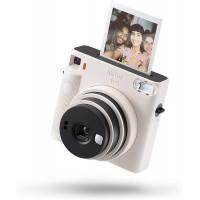 Fujifilm SQ1WHPAPIR Appareil Photo instantanée 62 x 62 mm Blanc SQ1WHPAPIR, 0,3-2,2 m, Auto, 1/400 s, 1,6 s, Electronique, Lithi