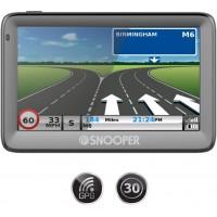 """Snooper Truckmate EU S5100 5"""" Système de Navigation Poids Lourds avec TMC Intégré Et Cartographie Améliorée"""