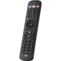 One For All Télécommande de remplacement Philips - Fonctionne avec toutes les télévisions Philips - Télécommande de remplacement