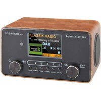"Albrecht DR 865 Radio Senior avec Grand écran 4"""