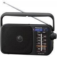 Panasonic Radio FM/AM RF-2400DEG-K I Radio FM/AM Tuner numérique Contrôle automatique de fréquence (AFC) fonctionnement sur sect