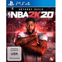2K Games NBA 2K20 PS4 USK: 0