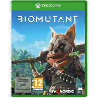 THQ Nordic Microsoft THQ Biomutant, Xbox One Jeu vidéo Basique Allemand - THQ Biomutant, Xbox One, Xbox One, RPG (Role-Playing G