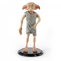 Dobby - figurine Toyllectible avec support Bendyfigs - Harry Potter