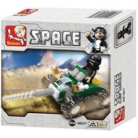 Jeu de construction SLUBAN Elements Space Series Quad de l'espace