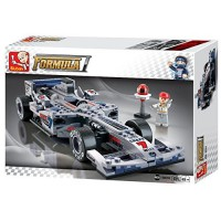 Jeu de construction SLUBAN Elements Formula 1 Series F1 Racing Car