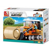 Jeu de construction SLUBAN Elements Town Series moissonneur