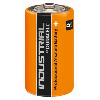 100 PILES LR20/D (Mono) (MN1300) INDUSTRIAL DURACELL
