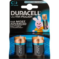 2 PILES LR14/C (Baby) (MN1400) DURACELL