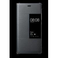 Etui folio noir Huawei HW51991510 pour P9
