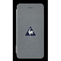 Etui à rabat bleu Le coq sportif pour iPhone 5/5S