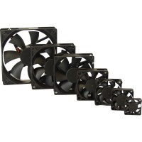 Ventilateur Titan, 40x40x10mm, TFD-4010M12Z
