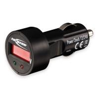Ansmann PowerCheck12 / 24V, testeur de tension de la batterie pour les voitures 12V / 24V (1900-0019)