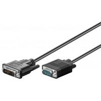 DVI-I/VGA FullHD cable