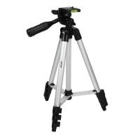trépied pour appareils photo numériques et caméras vidéo, aluminium, hauteur max. 1,06m