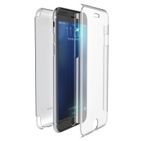 Coque Defense 360° pour iPhone 6 Plus/6S Plus - Transparente
