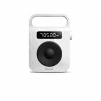 PHILIPS Radio portable Preset Blanche