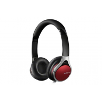 SONY CASQUE MDR10RC ARCEAU PREMIUM SUPRA AURICULAIRE MICRO ROUGE