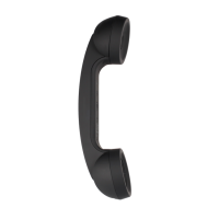 Pop Phone Bt Retro Handset Noir**