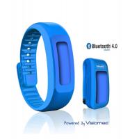 BEWELL My Coach bracelet et clip ceinture bleu